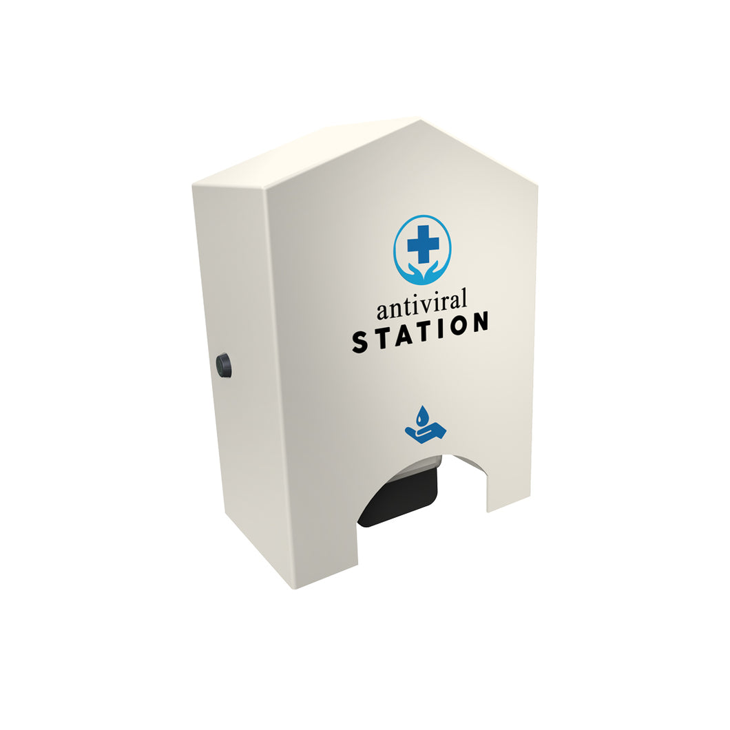 Secure Outdoor Station