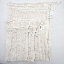 Load image into Gallery viewer, Cotton Mesh Produce Bag