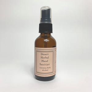 Desert Herbal Hand Sanitizer