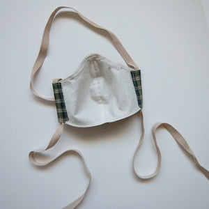 Face Mask with Adjustable Strap