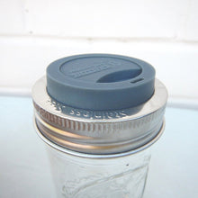 Load image into Gallery viewer, Mason Jar Drinking Lid