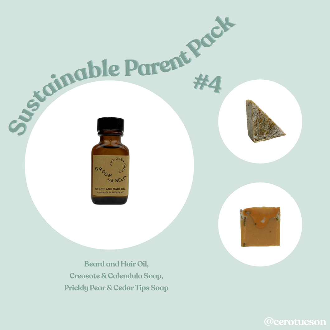 Sustainable Parent Pack #4