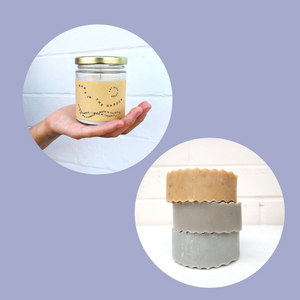 Candle & Soap Bundle