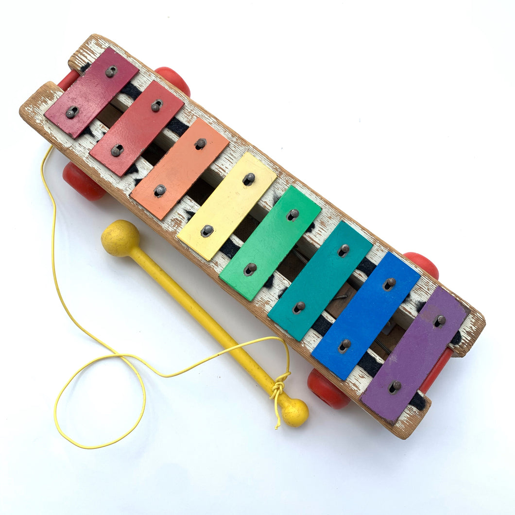 Vintage Fisher Price Xylophone