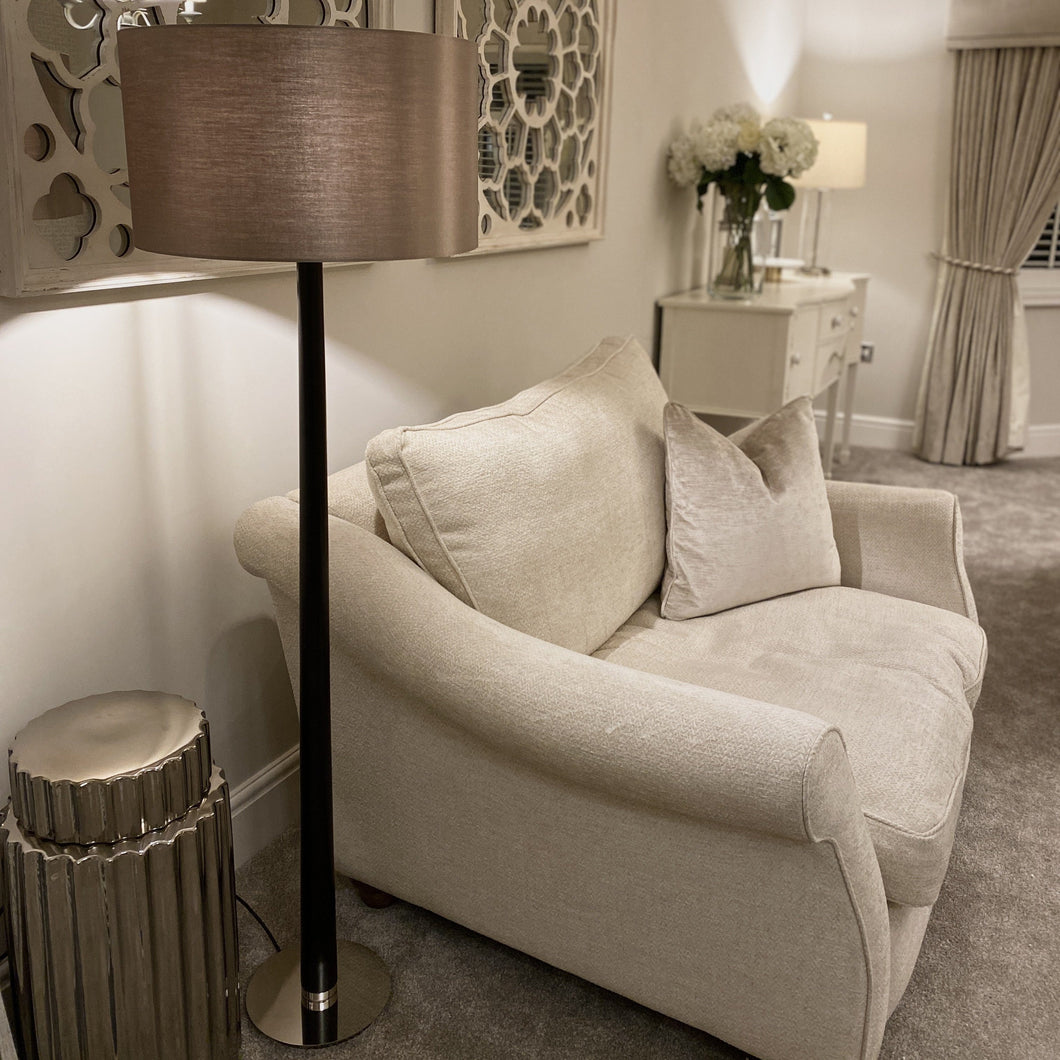 Kylie Neutral Floor Lamp Lighting
