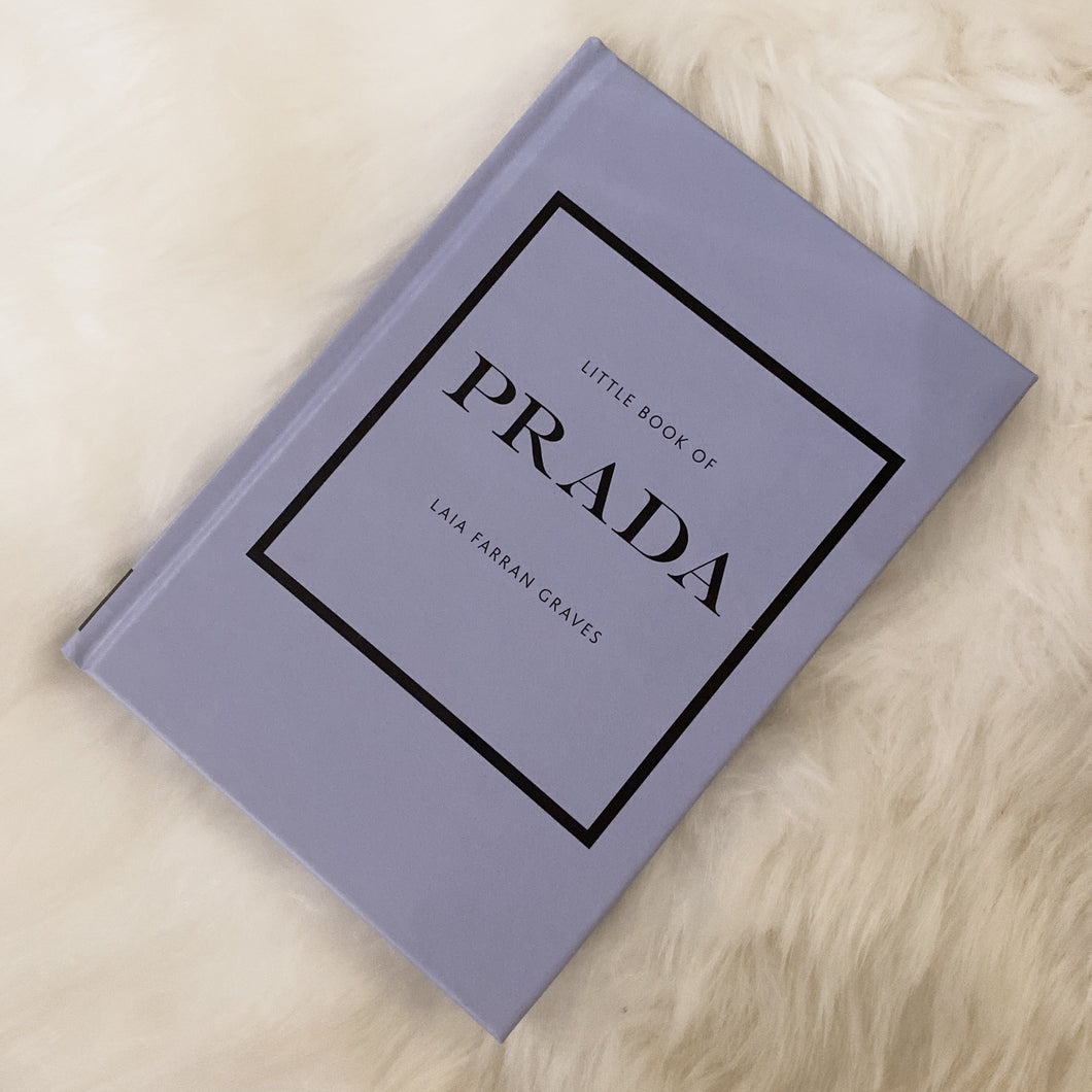 Little Book of Prada Hardback Coffee Table Book Books