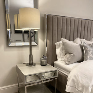 RV Astley Paddington Gunmetal Table Lamp