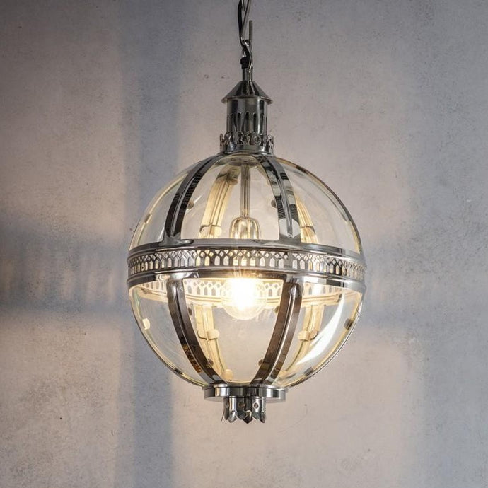 Vienna Small Round Pendant Light Lighting