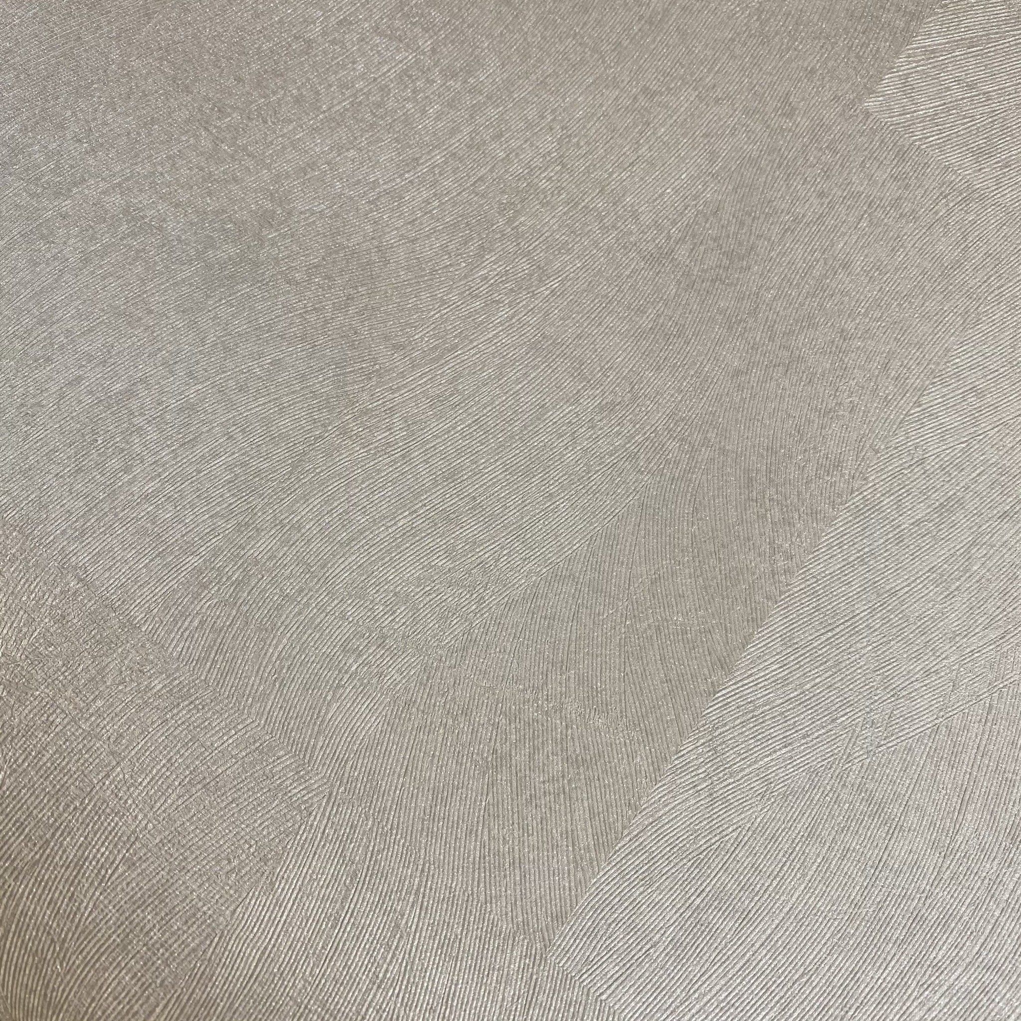 Redia Oyster Panelled Textured Wallpaper