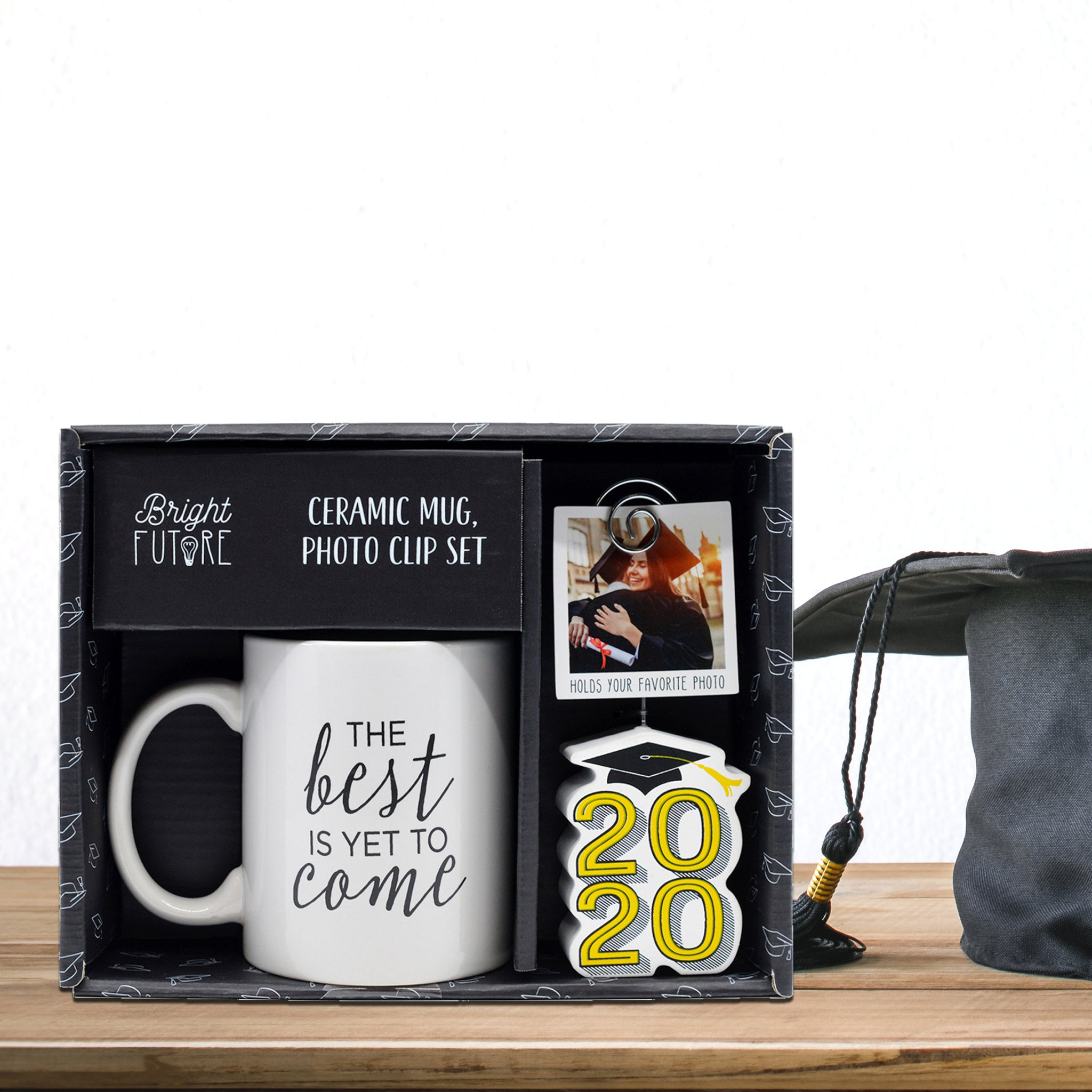 13 Oz Mug and 2020 Photo Clippie Graduation Gift Set
