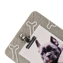 Load image into Gallery viewer, Dog Lover Clip Photo Frame and Ceramic Coffee Mug Gift Set