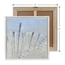 Load image into Gallery viewer, Blue Dune Coastal Decoupaged Wall Art