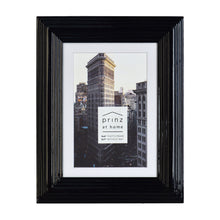 Load image into Gallery viewer, Midtown High Gloss Black 4 x 6 Molded Modern Frame