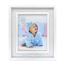 Load image into Gallery viewer, Sweet Boy 8 x 10-inch Boxed Wood Picture Frame
