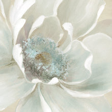 "Load image into Gallery viewer, Prinz Floral White Winter Blossom 35"" x 35"" Canvas Wall Decor"