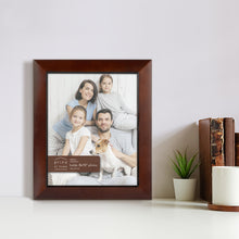 Load image into Gallery viewer, Prinz Dakota 8 Inch X 10 Inch Wood Picture Frame Dark Picture Walnut