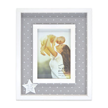 Load image into Gallery viewer, 4 x 6-inch You are My Wish Come True Wood Baby Picture Frame