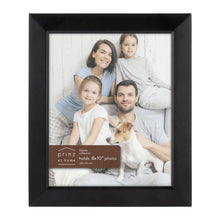 Load image into Gallery viewer, Prinz Dakota 8X10 Inch Wood Picture Frame Black
