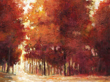 "Load image into Gallery viewer, Prinz Autumn Glow 40"" x 30"" Wrapped Canvas Wall Art"
