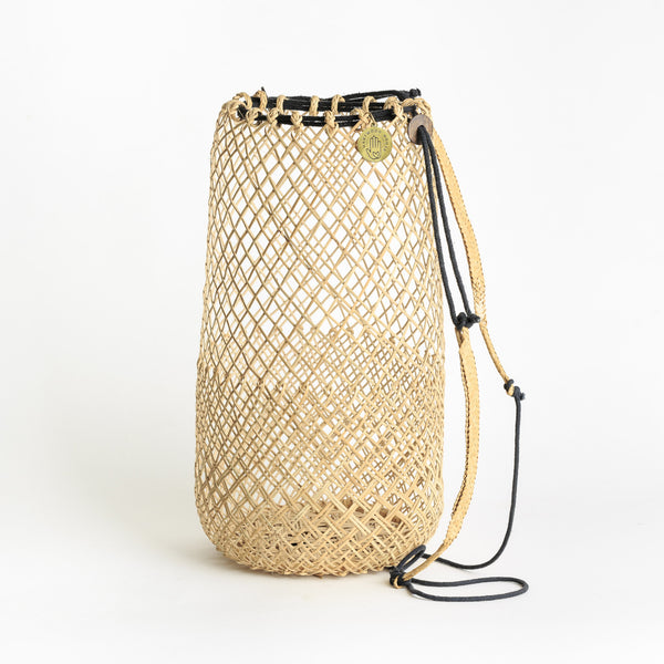 Anjat Rattan Basket Backpack - SALT Skincare & Lifestyle Store