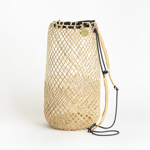 Anjat Rattan Oversized Bag - Basket