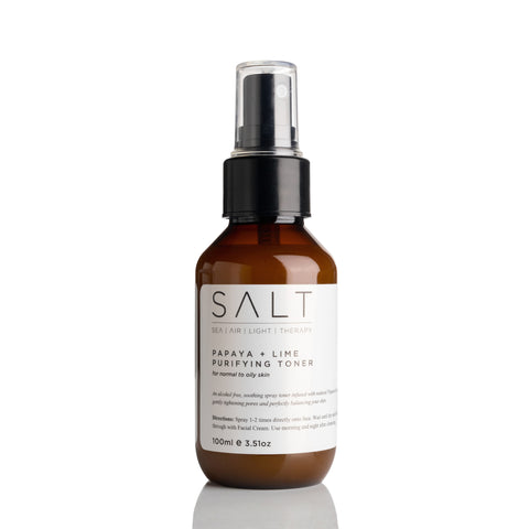 Papaya + Lime Purifying Toner 100ml - SALT Skincare & Lifestyle Store