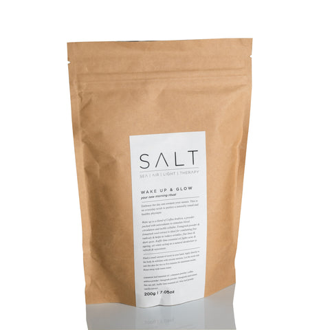 Wake Up & Glow Body Scrub 200g - SALT Skincare & Lifestyle Store