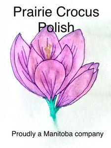 Prairie Crocus Polish