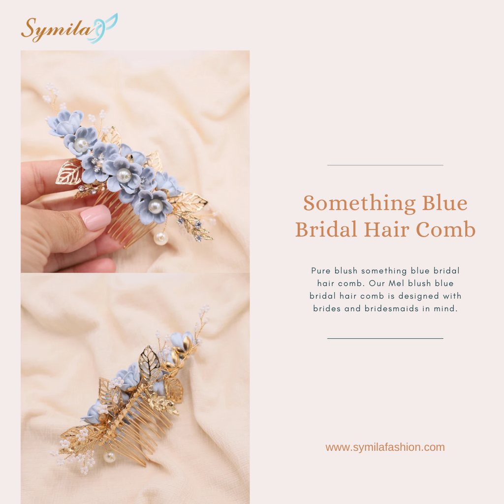 5 Hair Accessories for Brides on Their Big Day