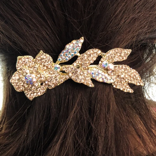 Gift Hair Barrettes That Basically Every Girl Want on This Christmas