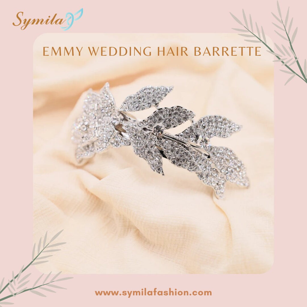 Getting the Most from Your Bridal Hair Barrettes