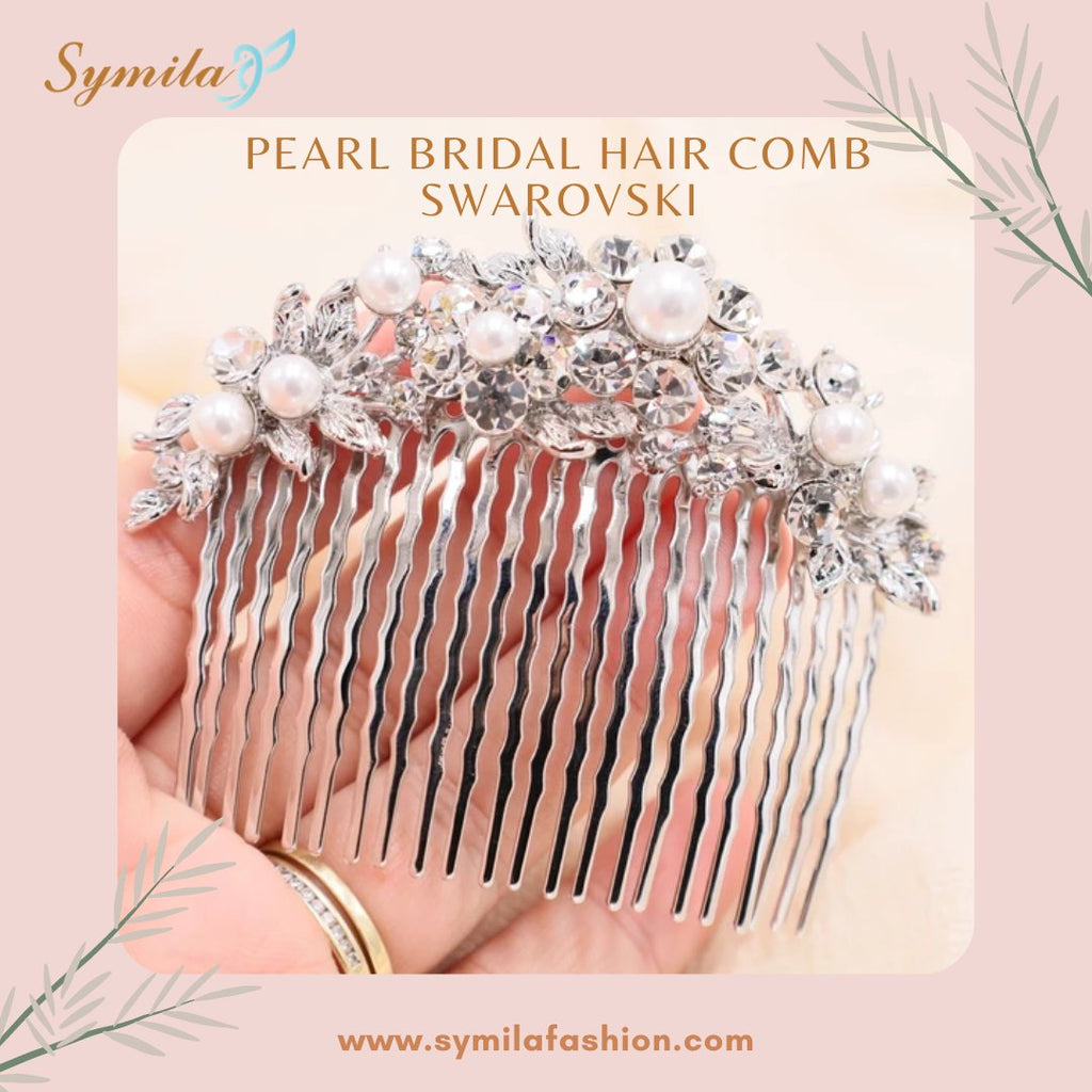 What to Look For When Buying Bridal Hair Accessories