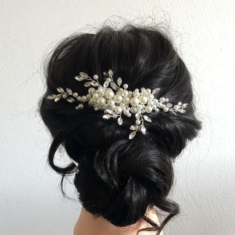 Dream Pearl Bridal Hair Comb