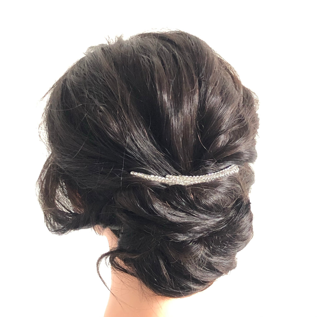 Double Layer Bridal Comb