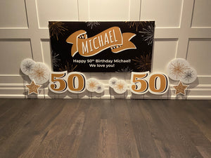 Small Custom Signs