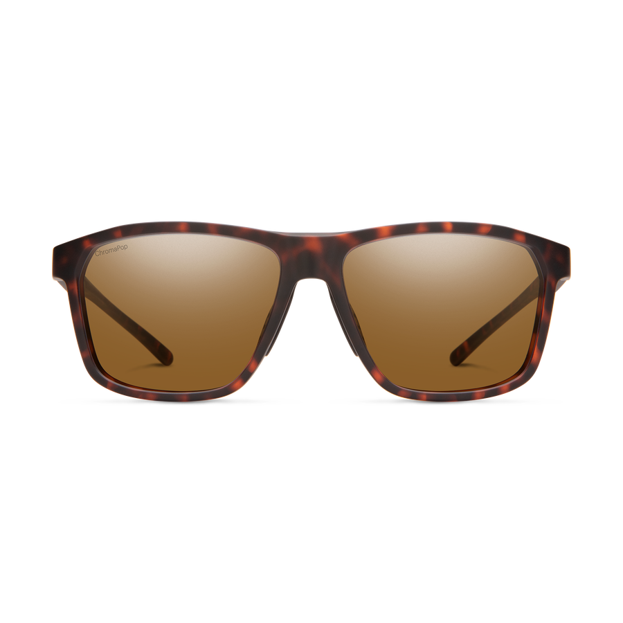 【SMITH / スミス】PINPOINT matte tort (ChromaPop polarized brown)偏光レンズ
