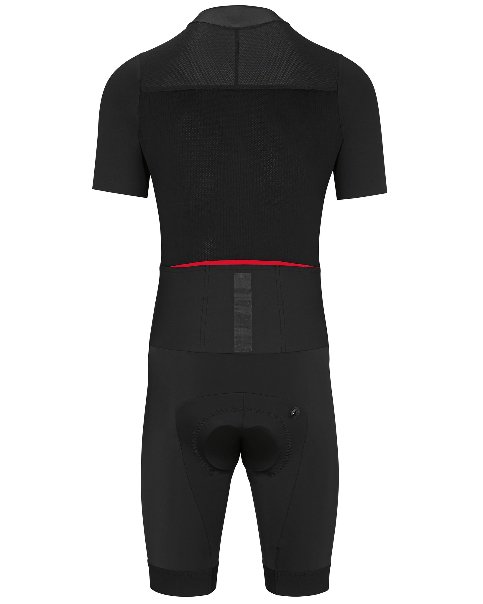 【ASSOS / アソス】LE HOUDINI RS AERO ROADSUIT S9 prof.black(ロード向け エアロワンピース)