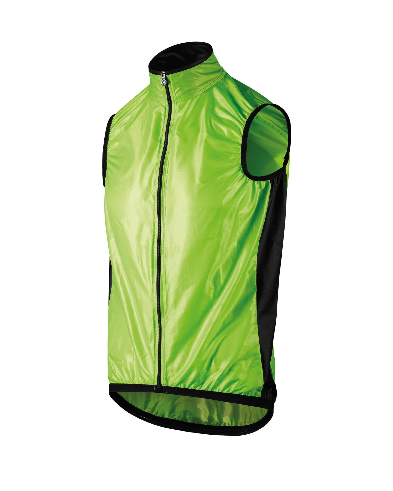 【ASSOS / アソス】MILLE GT WIND VEST visibility green(軽量 ウィンドシェル ベスト)
