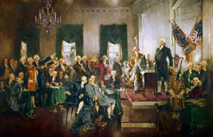 George Washington: The Reluctant President
