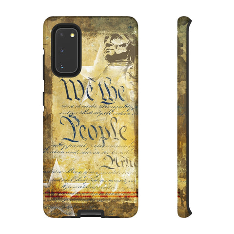 We The People Tough Samsung Case