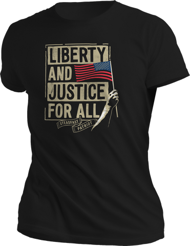 Justice For All Tee