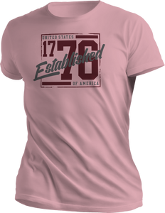 Established 1776 Tee