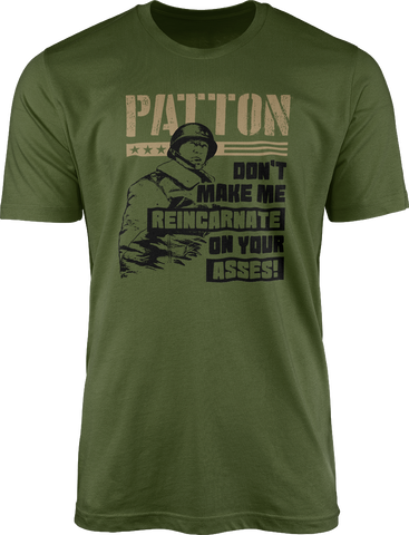 Patton Reincarnation Tee
