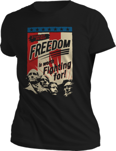 Fight For Freedom Tee