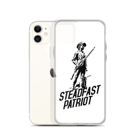 Minuteman iPhone Case