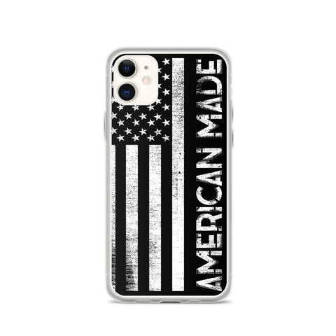 American Made iPhone Case