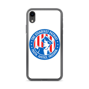Steadfast Logo iPhone Case