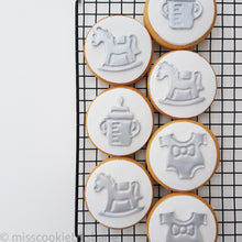 Load image into Gallery viewer, Baby Shower Cookies