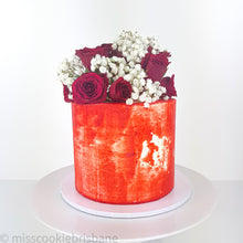 Load image into Gallery viewer, Simply Floral Cake