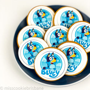 Cartoon Character Cookies